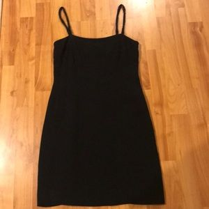 Helmut Lang little black dress!